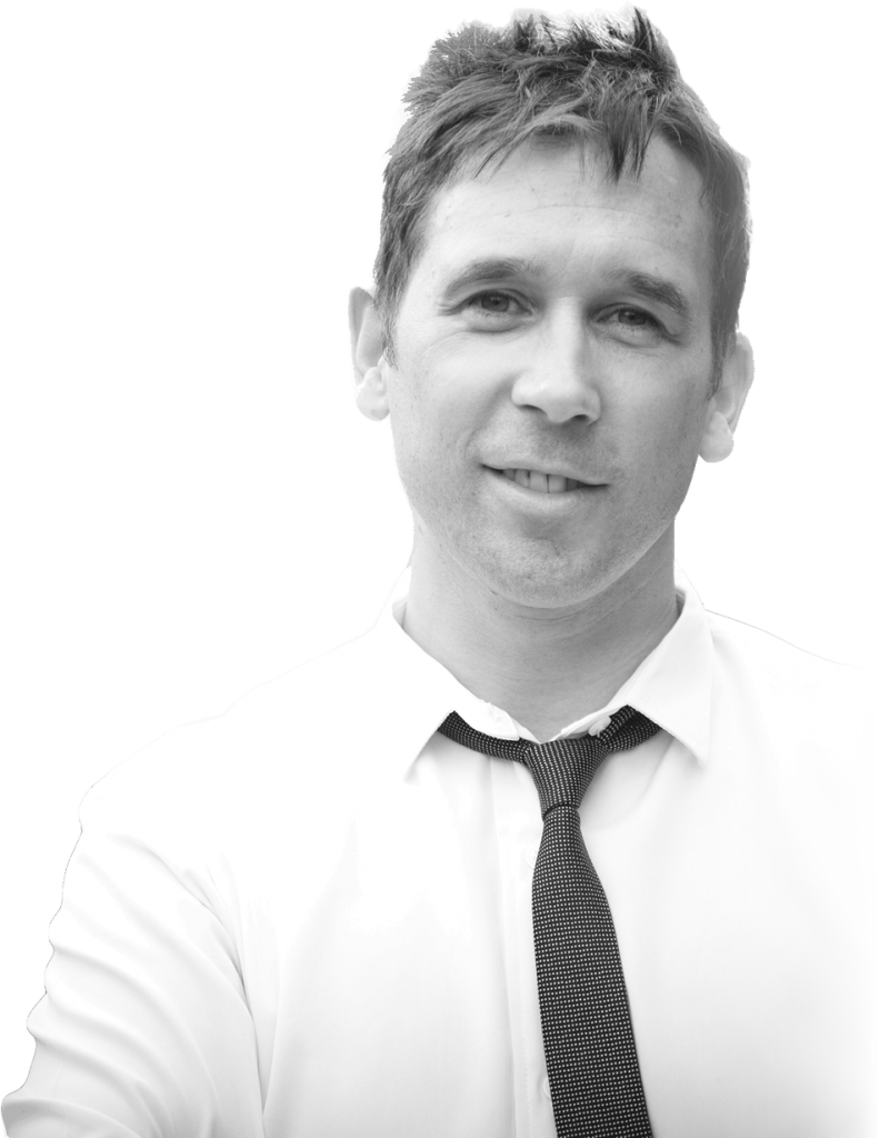 NetChimp Owner Kevin Craighead bw
